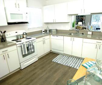 Kitchen, Westbury Village Townhouses