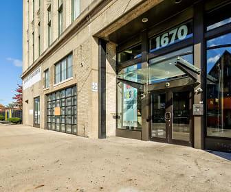 Building, Schuster Lofts