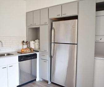 Kitchen, Interstate Flats