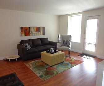 Living Room, Georgian Court