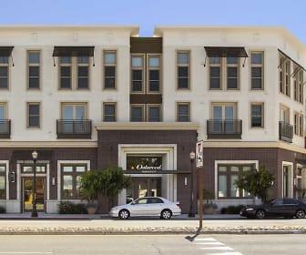Building, Oakwood Redwood City