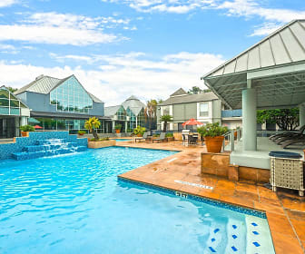 Pool, Turtle Pointe Apartments