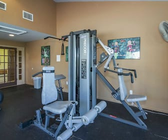 Fitness Weight Room, Courtyard On The Green
