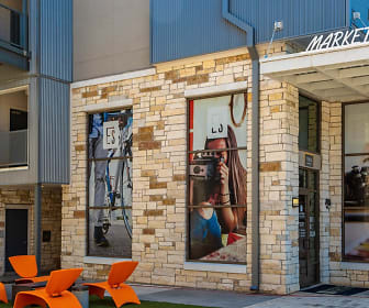 Eastside Station, Eastside Memorial High School At The Johnston Campus, Austin, TX