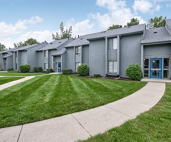 Woodlake Apartments of Indianapolis, Crooked Creek, Indianapolis, IN