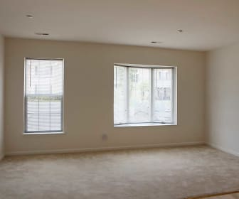 Living Room, Avalon Townhomes