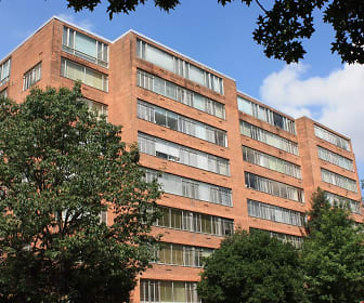 Connecticut Park Apartments, Woodley Park, Washington, DC