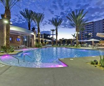 Pool, Vegas Towers