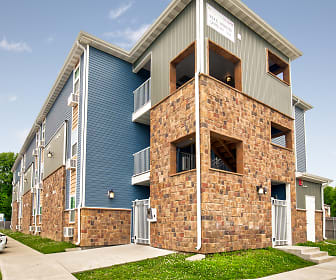Greenway Studio Apartments, Evangel University, MO