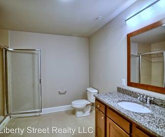 Bathroom, One 11 Liberty Street
