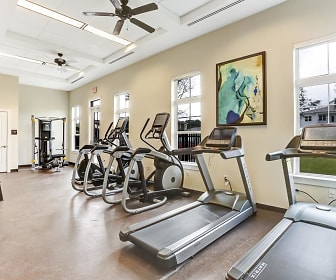 Fitness Weight Room, Beach House at Amelia
