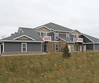 Building, Meadowlark Estates