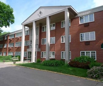 Building, Clifton Estates Apartments