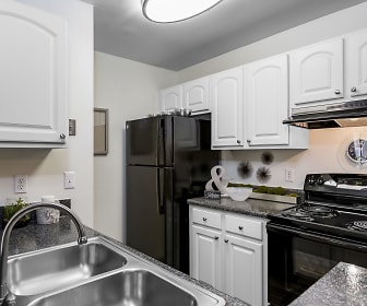 Kitchen, The Vue at Baymeadows