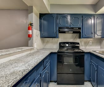 Glen Willow Apartments, Westbury, Houston, TX