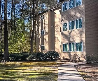 Building, The Mint at Decatur