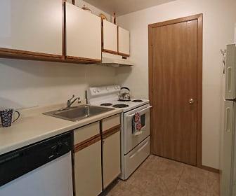 Kitchen, Park Trails Apartments