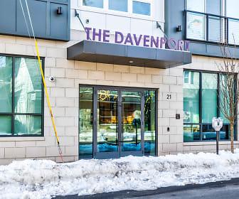 The Davenport, Raritan, NJ