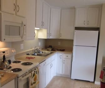 Kitchen, Lincoln Center Senior Apartments