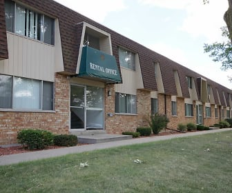 Leasing Office, Southwood Apartments