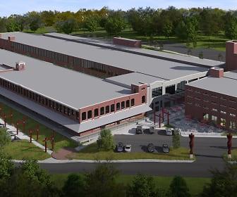 Printworks Mill, Greensboro, NC