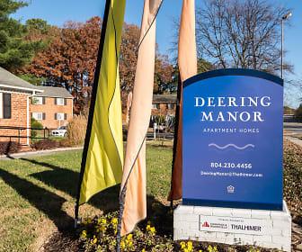 Deering Manor, McGuire Veterans Hospital, Richmond, VA