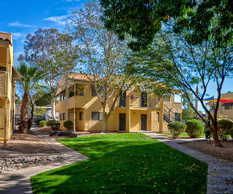Sunflower Apartments, Central Tucson, Tucson, AZ