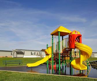Playground, Pebble Creek