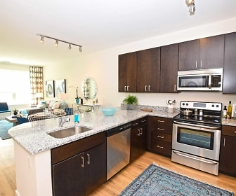Kitchen, The Residences at Annapolis Junction