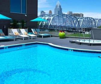 Aqua on the Levee, Cincinnati, OH
