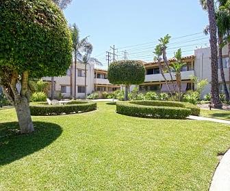 Courtyard, San Carlos