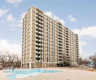 Three Rivers Luxury Apartments, Fort Wayne, IN