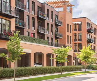 Building, Beaumont Place