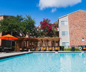 Westchase Creek, Westside, Houston, TX