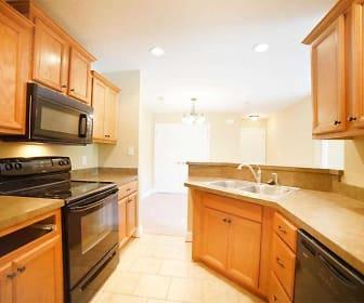 Kitchen, Parkside Grande