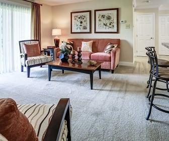 Living Room, Walnut Crossing