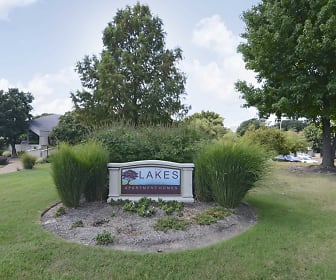 Community Signage, The Lakes at Ridgeway
