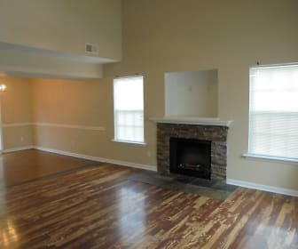 Living Room, 404 Evelyn Drive