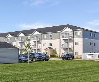 Woodbridge Apartments, University of Mary, ND