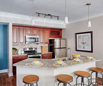 Kitchen, Villa Milano Apartments and Villas