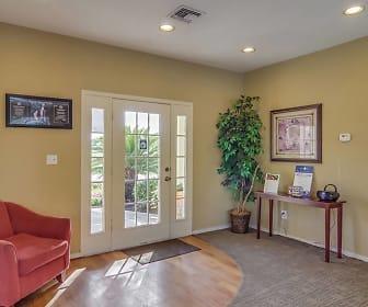 Living Room, Savoy Manor