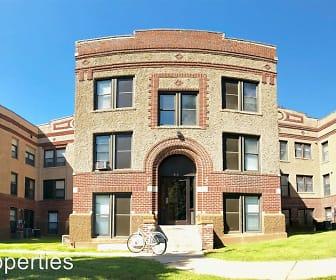Building, 311 N 12th St