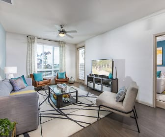 Open living space perfect for entertaining, Pulse Millenia