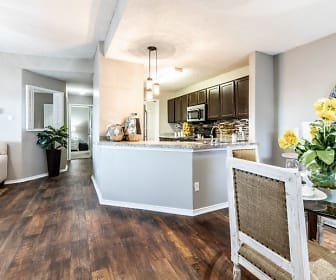 Kitchen, Avalon Villas