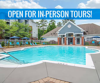 We are excited to offer in-person tours while following social distancing and we encourage all visitors to wear a face covering., Overlook Ridge