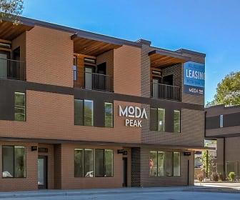 Moda Peak, Draper Town Center Station - UTA, Draper, UT
