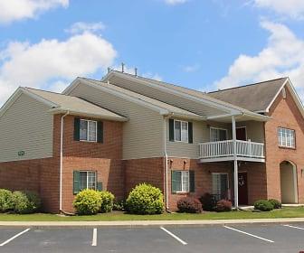 Building, Pine Grove Apartments
