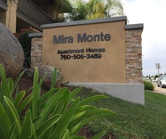 Landscaping, Mira Monte Apartments