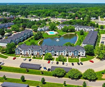 Pine Knoll Apartments, Brownlee Park, MI