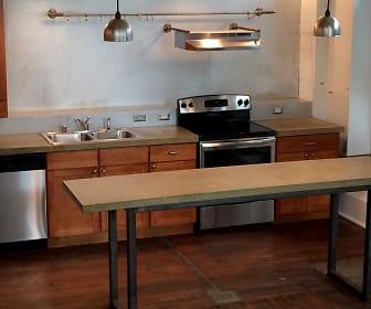 Kitchen, Jemison Flats